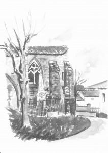 église Chizé