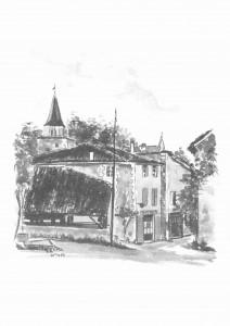 anciennes halles Chizé