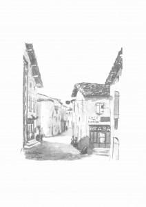 rue Duguesclin Chizé 2