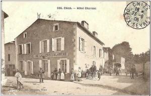 hôtel Chansac