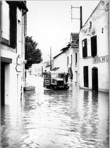 inondations rue des ponts