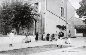 la gendarmerie Neau
