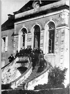 mairie de Chizé conseil municipal