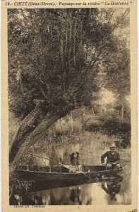 partie de pêche Chizé