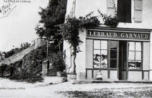 place des halles Lebraud