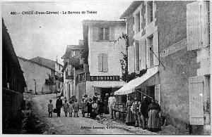place des halles chez Simonnet