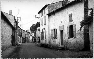 rue Duguesclin chez Drouaud Yvonne