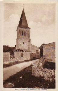 rue de l'église chez michot