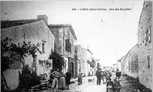 rue des Ouches 1900